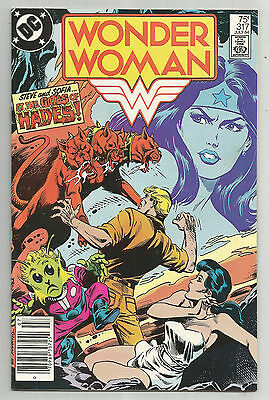 Wonder Woman # 317 * Nice Copy!