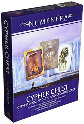 Numenera Cypher Chest by  | Paperback Book | 9781939979230 | NEW