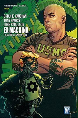 Ex Machina Book 3 TP by Vaughan, Brian K. | Paperback Book | 9781401250034 | NEW