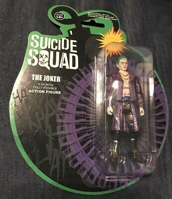SOLD OUT Funko Pop DC Legion of Collectors Suicide Squad The Joker Figure