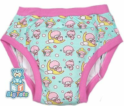 BIG TOTS PINK SHEEP adult  training pants baby style