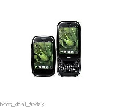 Palm Pre Plus Black Unlocked Smartphone Gsm Cell Phone AT&T T-Mobile