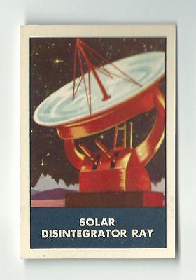 1953 SOLAR DISINTEGRATOR RAY Chex Cereal Premium Rockets Jets Weapons Series