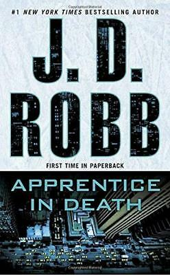 NEW Apprentice in Death By J. D. Robb Paperback Free Shipping
