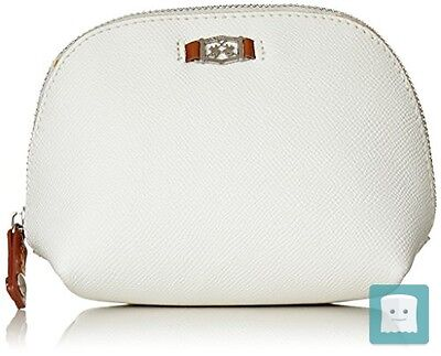 La Martina Beauty Case, Bianco