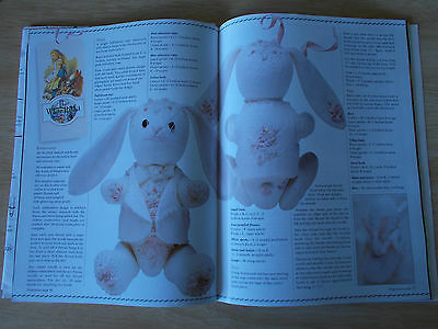 Inspirations #10~Embroidery Projects~Rabbit~Baby~Hat~Roses~Blouse~Trailing Vine