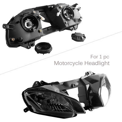 Front Headlamp Headlight For YAMAHA 2008 2009 2010 YZF R6 Head Light Assembly