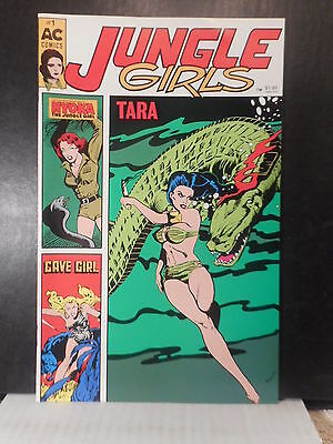 Jungle Girls # 1  (1988)  Fn  827TB.