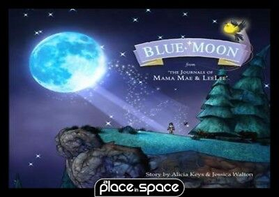 Blue Moon From Journals Of Mama Mae And Leelee - Hardcover