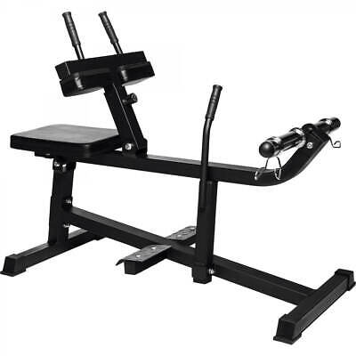 Gorilla Sports Wadenmaschine Beintrainer Wadenheben Trainer  in schwarz