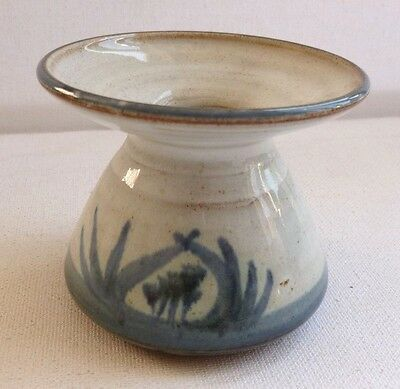 Briglin Pottery small studio / art pottery posy vase