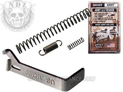for Glock Ghost Trigger Connector ARMY 3.5lb Defense Spring Kit Excludes 42 43