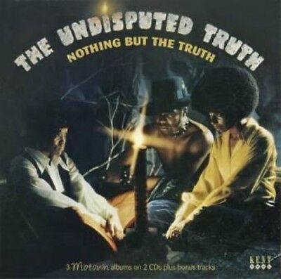 The Undisputed Truth - Nothing But The Truth: 3 Motown Albums [New CD] Bonus Tra