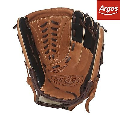 Louisville Slugger Genesis 12 Inch Leather Youth Glove :The Official Argos Store