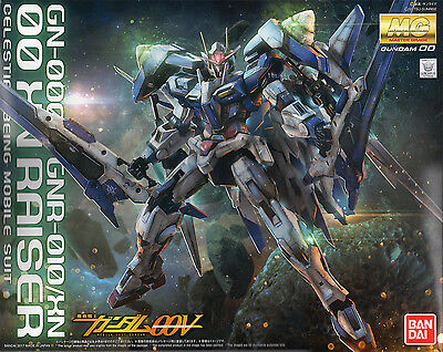 MG Gundam OO 00 XN Raiser 1/100 model kit P-Bandai USA Exclusive