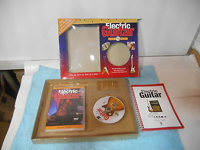 Electric Guitar Box Set Book Dvd Package