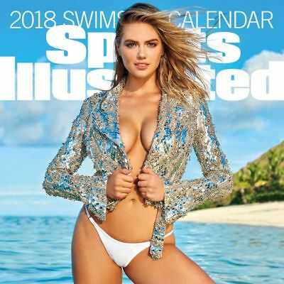 2018 Sports Illustrated Swimsuit Wall Calendar,  SI Swimsuit Models by Trends In