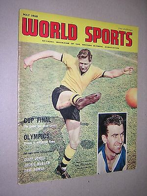 World Sports Magazine. May 1960.