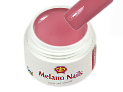 Colour UV Gel Made in Germany 5ml Colour Indian Red