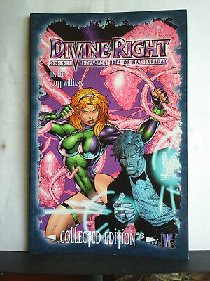 Graphic Novel: Divine Right - Adventures Max Faraday - Collected Edition #3 P/b