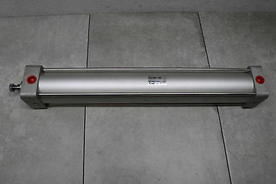 "SMC Air Cylinder Series NCA1 2.5"" Bore, 16"" Stroke"