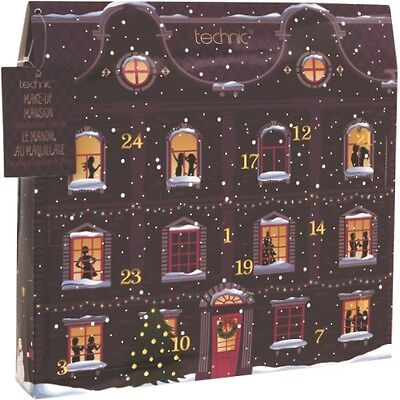 Makeup VILLA Kosmetik Adventskalender Advent of Beauty Surpris Mansion 24 teilig