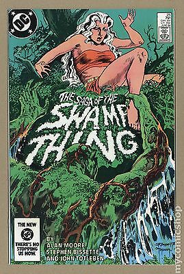 Swamp Thing (1982 2nd Series) #25 FN/VF 7.0