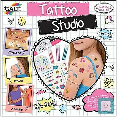 James Galt - 1004615 - Kit Crafts - Tattoo Studio