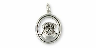 Pug Charm Jewelry Sterling Silver Pg24c 8800 Picclick