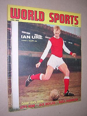 World Sports Magazine. April 1964.