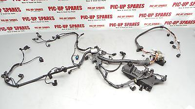 Bmw 5 Series F10 2013 520D 2.0 Diesel Engine Bay Wire Harness Loom 0000268649