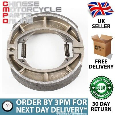 BRKSH006 Brake Shoes VB302 S602 S635 130x28mm