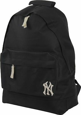 MLB NY New York Yankees Backpack - Black