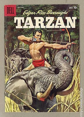 Tarzan (1948-1972 Dell/Gold Key) #113 VG/FN 5.0