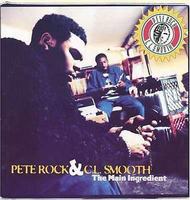 Pete Rock & C.l.smooth - The Main Ingredient NEW LP