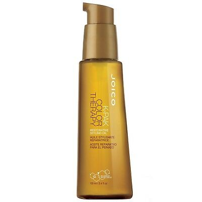 Joico K-Pak Color Therapy Restorative Styling Oil 100ml for women