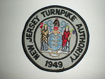 New Jersey Turnpike Authority Patch