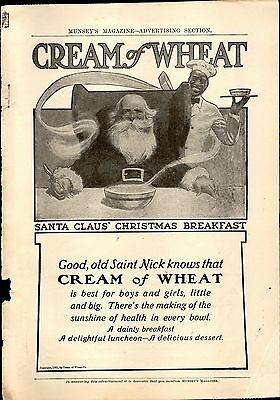 Cream of Wheat Advertisement December 1905