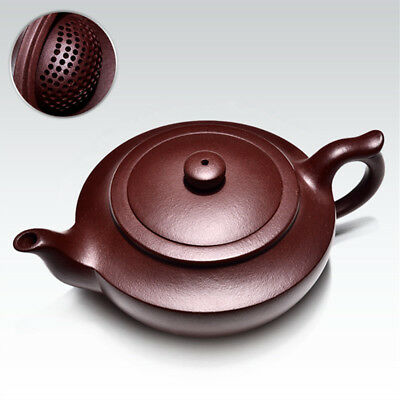 clearance promotions authentic yixing zisha tea pot ball shaped infuser pot 8oz
