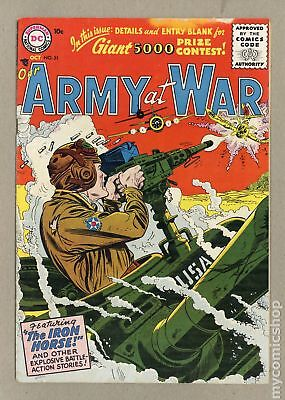 Our Army at War (1952) #51 VG 4.0