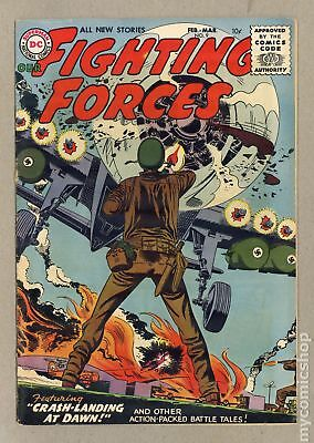 Our Fighting Forces (1954) #9 VG- 3.5