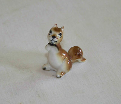 Vintage: Bone China Miniature FIGURINE - CHIPMUNK