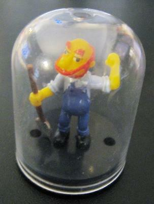 The Simpson unknown vintage toy