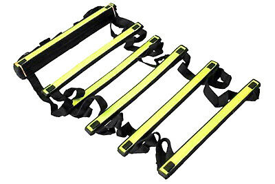 Precision Training 8 Metre Speed Agility Ladder Sports Accessory