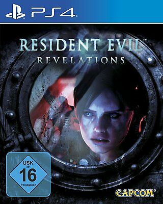 Resident Evil - Revelations      PS4    Playstation 4        !!!!! NEU+OVP !!!!!
