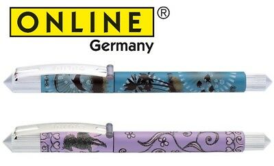 "ONLINE - College ""Best for you"" Patronenroller Rollerball Tintenroller #51"