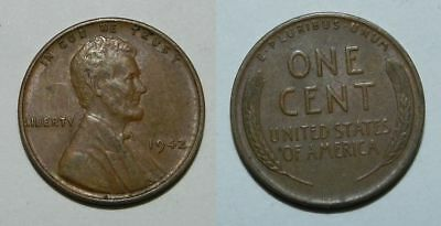 United States : Lincoln Cent 1942