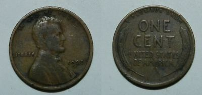 United States : Lincoln Cent 1920