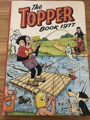 The Topper Book 1977 (Good condition)