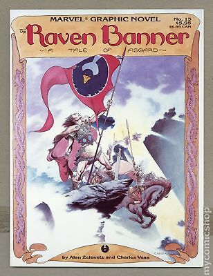 Raven Banner A Tale of Asgard GN (1985 Marvel) #1-1ST FN/VF 7.0